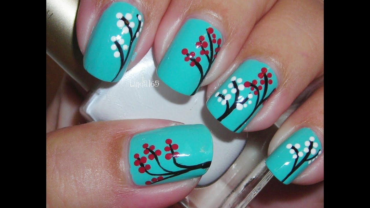 nail art choose joy inspired decoracion de u as