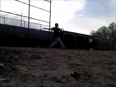 Inspirational baseball video