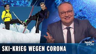 Söder vs. Kurz: Ski-Krieg eskaliert! Immerhin dürfen wir in die Schweiz