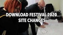 Download Festival 2020 Site Changes Tour
