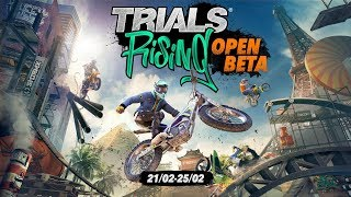 Trials Rising - Open Beta Trailer