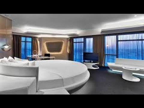 The Most Futuristic Hotel In The World W Hotel Dubai