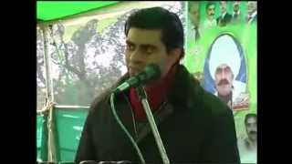 Malik Nasir Ali Khan, By-Election 2012 Pindigheb, Maj(R) Azam Khan Gheba PMLN