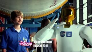 Space Warriors - Dimanche 15 février à 20h35 sur Disney Channel !