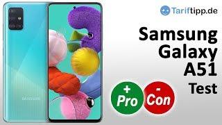 Samsung Galaxy A51 | Test deutsch