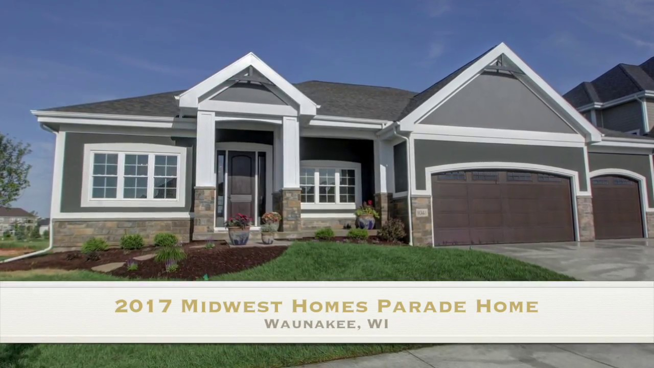Midwest 2017 Parade Home Waunakee Wi