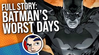 Batman Rebirth - Full Story of Tom King's Run | Comicstorian