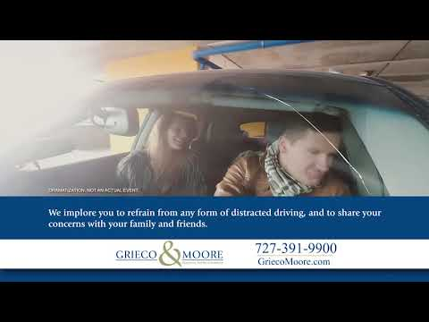 Personal Injury Attorneys in Largo FL Grieco and Moore WE SUE DISTRACTED DRIVERS!