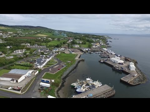 Greencastle Village & Harbour