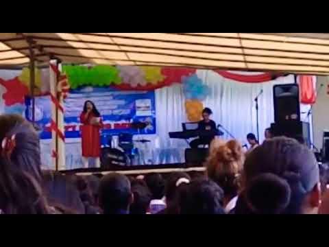 Dil diyan gallan. ... cover by dashiny jaunky .... #live  -music day Mauritius