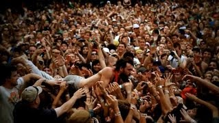 Edward Sharpe & The Magnetic Zeros - Om Nashi Me (live @ Lollapalooza)