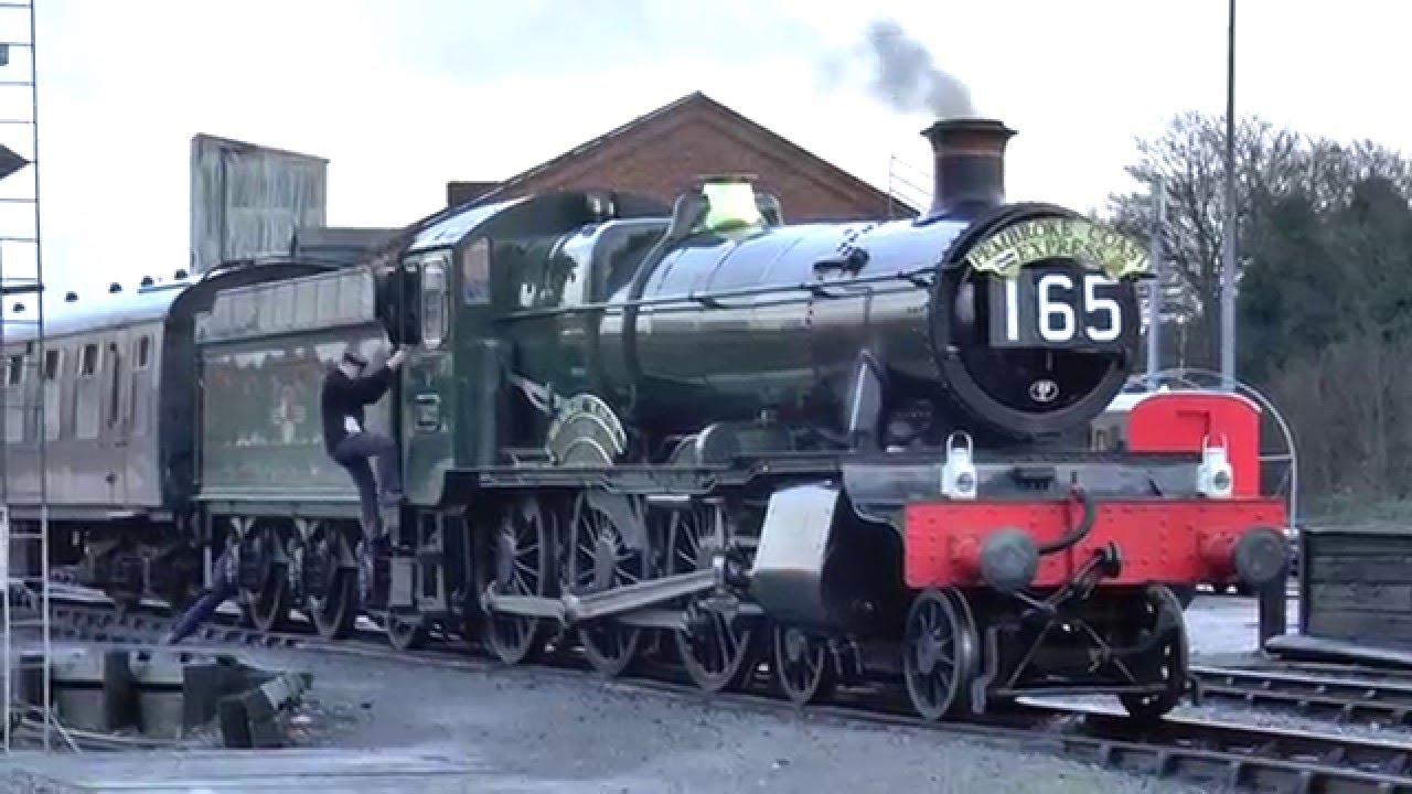 7802 `Bradley Manor` @ Kidderminster 02-01-16