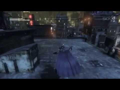Обзор игры - Batman  Arkham City