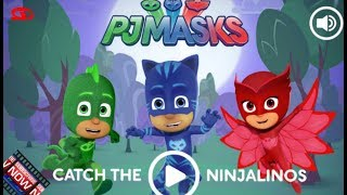 PJ Masks Catch the Ninjalinos