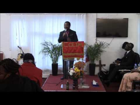 COLIM - Apostle William Munthali - Live by the Word of God
