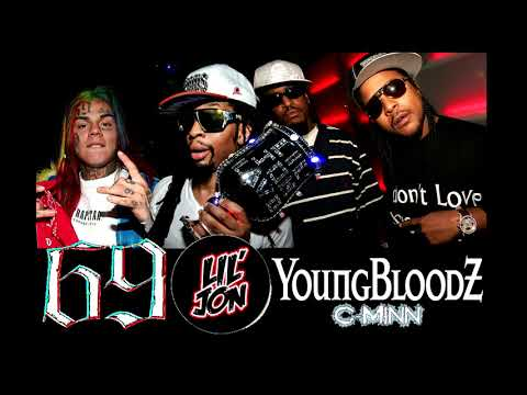 6IX9INE & LIL JON feat. Youngbloodz - DAMN, MOOKY! 2018 (audio)
