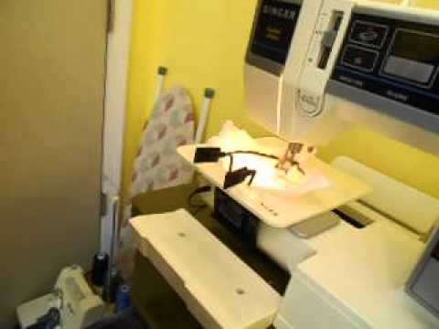 Singer 40 Sewing Machine Part Two YouTube Classy Singer 6268 Sewing Machine For Sale