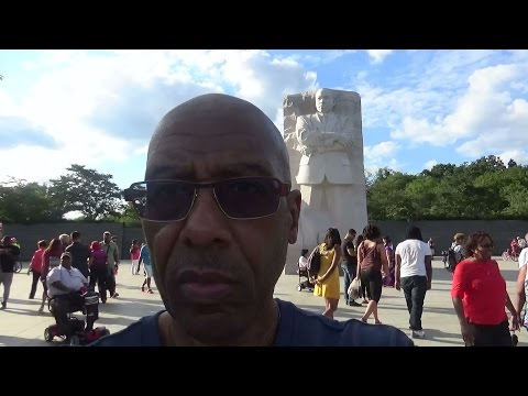 Martin Luther King, Jr. Memorial & Tour Washington, DC 9/16 HD