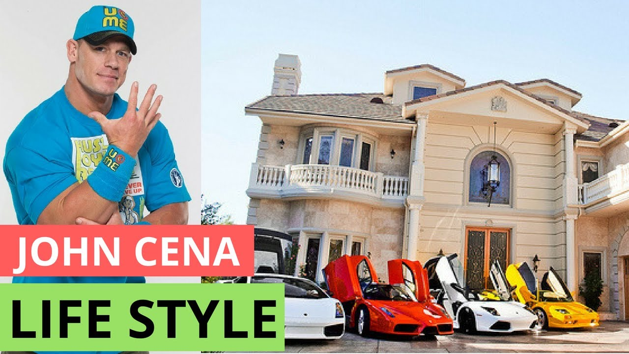 john cena lifestyle net worth house wife cars. Black Bedroom Furniture Sets. Home Design Ideas