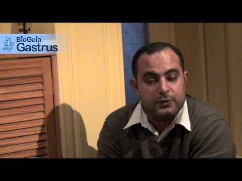 Interview - Dr Mohamed Emara - L. reuteri in management of H. pylori infection