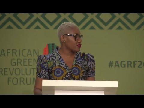 AGRF 2018 Presidential Summit