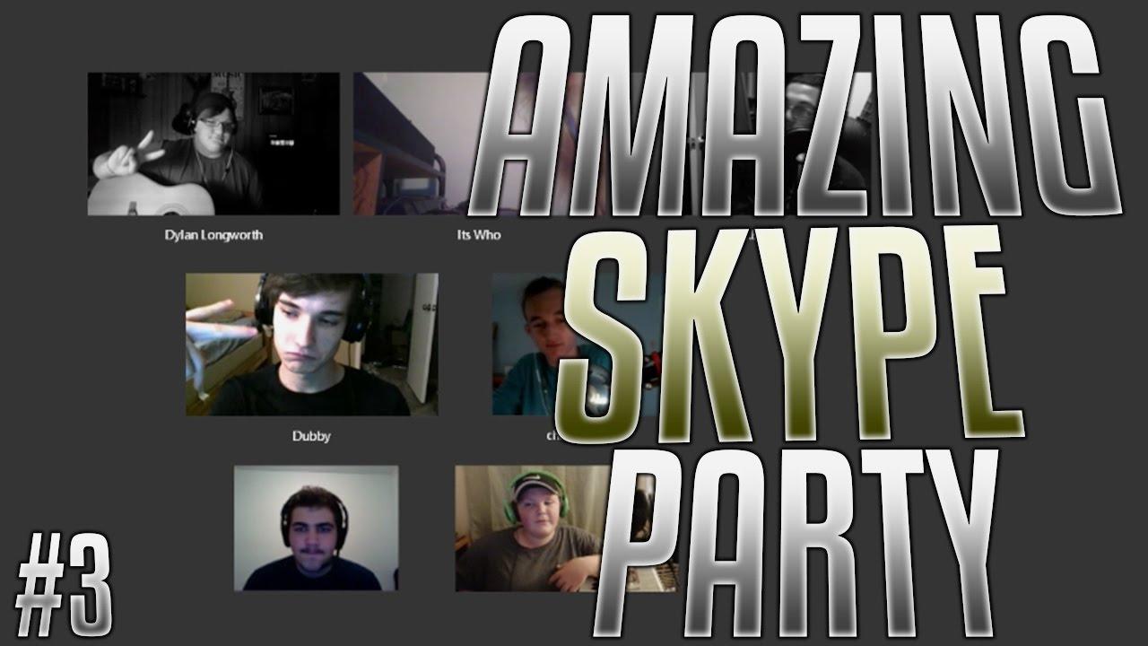 Skype Party