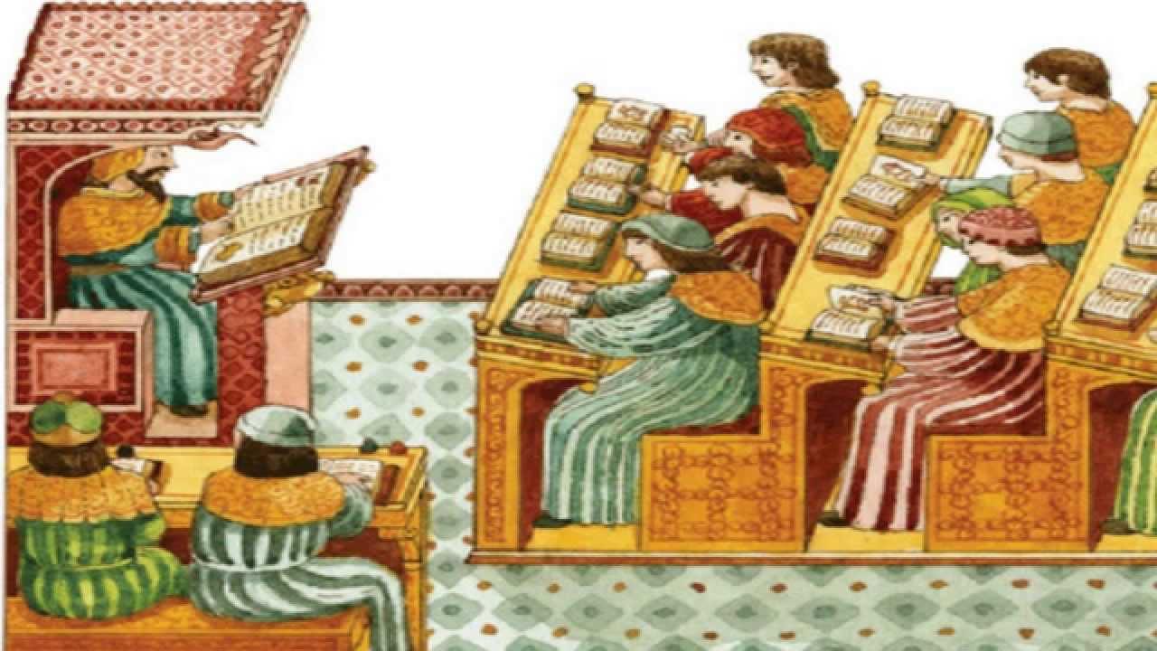 Historia de la educaci n la educacional en la antig edad for Epoca clasica