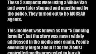 Conclusive Evidence: 9/11 was a Zionist False Flag Operation