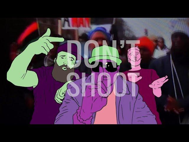 Showtek & GC - Don't Shoot [Official Music Video]