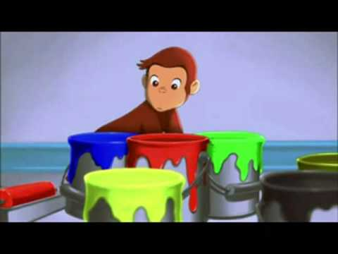 Happy Birthday, Curious George Style!