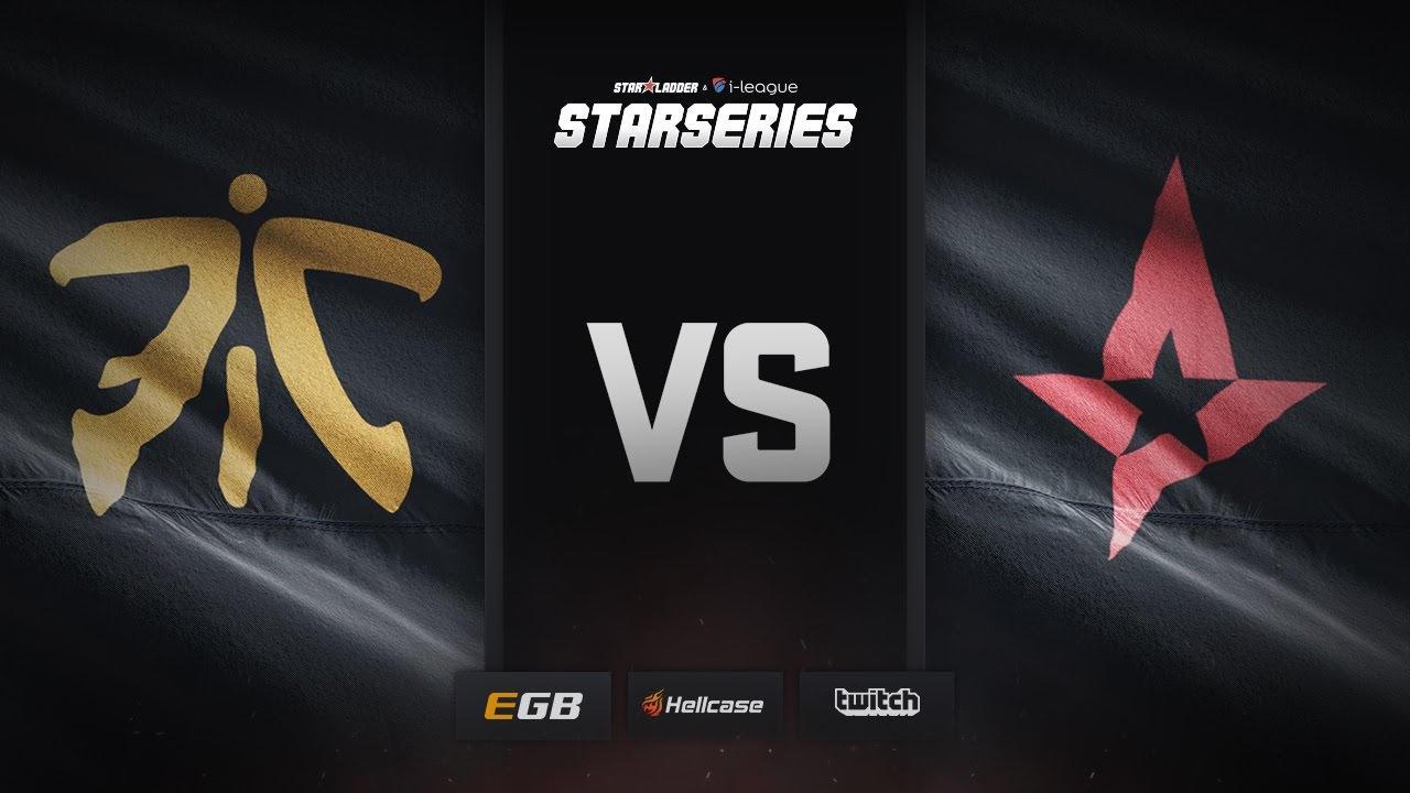 [EN] fnatic vs Astralis, mirage, SL i-League StarSeries Season 3 Finals