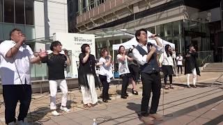 定禅寺ストリートジャズフェスティバル《マークワンスクエア2》 #仙台最響 Lead:...