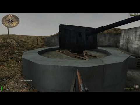 Medal of Honor: Allied Assault - Multiplayer Maps: Omaha Beach (Commentary)