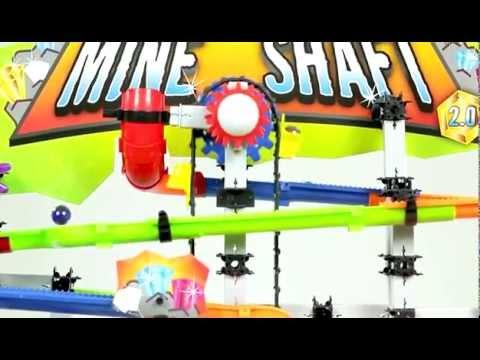 Mine Shaft 2 0 Techno Gears Marble Mania Adventure