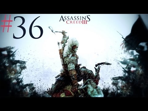 Assassin's Creed 3 - Walkthrough - Part 36 - Enter Your Password