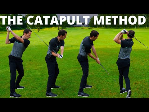 Golf Swing Basics – The Catapult Method is a GAME CHANGER