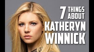 7 things you may not know about katheryn winnick