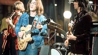 ROCK'N ROLL CIRCUS | John Lennon, Eric Clapton, Keith Richards e Mitch Mitchels
