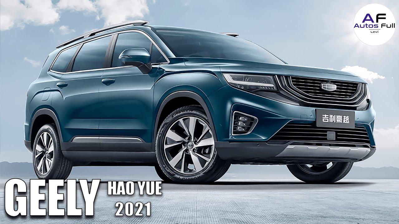 Geely Hao Yue 2021 | ¿El SUV Chino más Seguro?