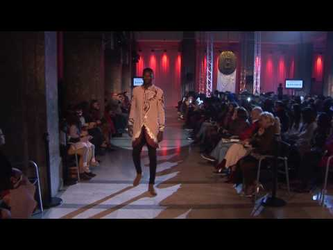 Alfa Cante Fashion @ Modaafrica 2017