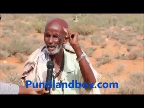 Muuqaal: Abaaraha Gobolka Mudug & Filmkii ugu naxdinta badnaa abid oo laga soo duubay