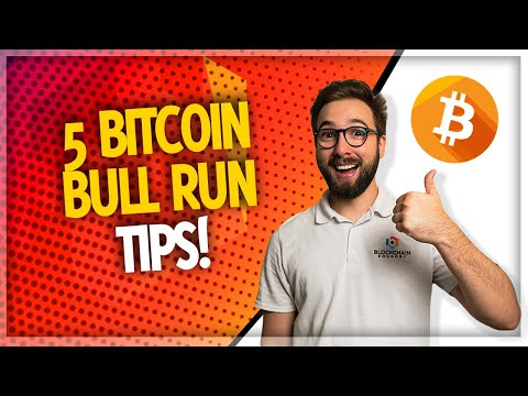 Bitcoin Going Parabolic: 5 things you NEED to know! ($BTC)