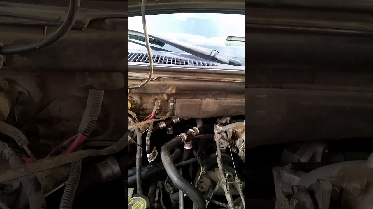 2000 ford expedition solenoid wiring help [ 1280 x 720 Pixel ]