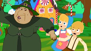 Hansel and Gretel | Fairy Tales and Bedtime Stories for Kids in English | Storytime | Story Time
