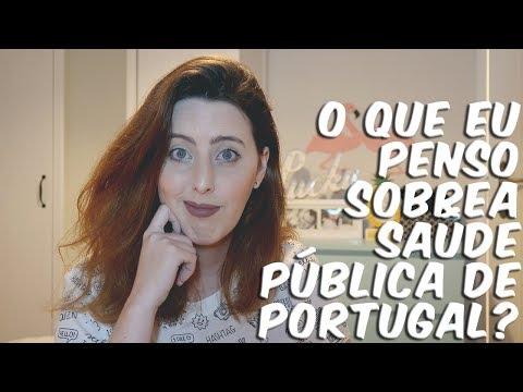 MINHA OPNIÃO SOBRE A SAÚDE PÚBLICA EM PORTUGAL