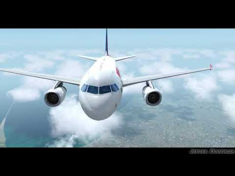 Airbus A318/A319 Professional Add-on for P3Dv4