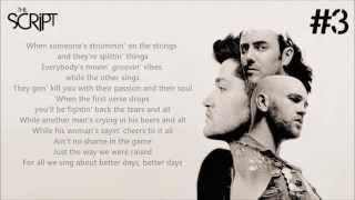 The Script - Good Ol' Days (Lyrics)
