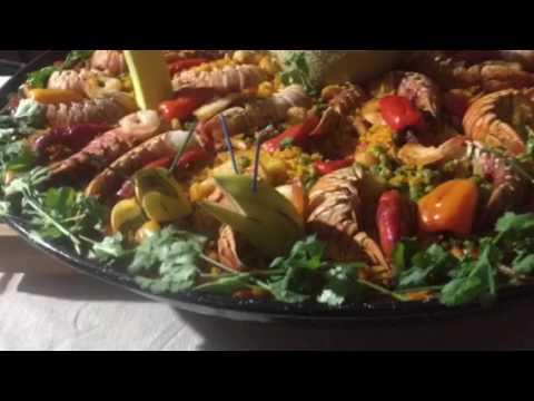 Paella Y Pa Ti  Royal Paella By: Chef Dennis Fernandez