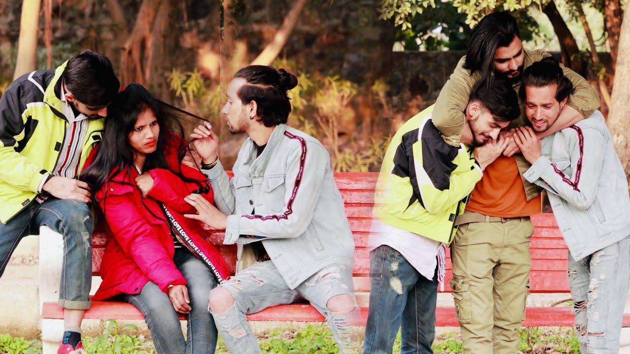 दो मनचले  लड़कों ने लड़की का जीना हराम किया।| Exposed Boys || Jay Bhai