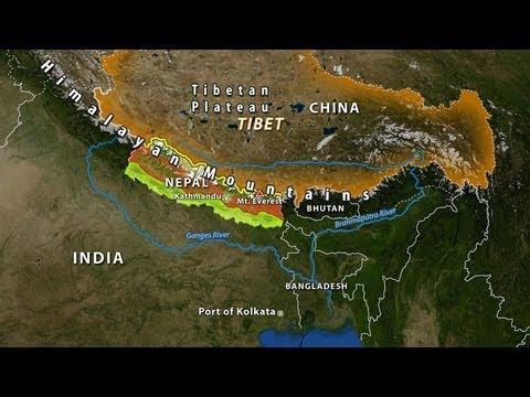 Nepal's Geographic Challenge